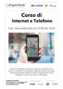 CORSO DI INTERNET E TELEFONO