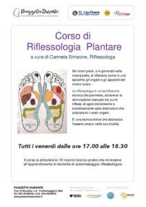 CORSO DI RIFLESSOLOGIA PLANTARE